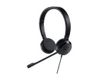 Dell Pro Stereo Headset UC150 Black 520-AAMD