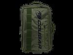 Cougar Fortress X Green Backpack Shockproof anti-vibration Laptop Bag 15.6''