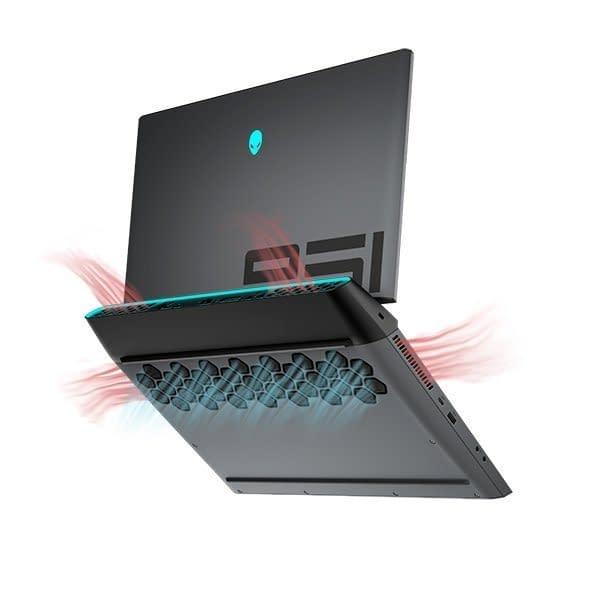 Alienware 17 area 51m : Ένα τεχνολογικό επίτευγμα.