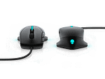 Alienware Gaming Mouse RGB – AW510M – Dark Side of the Moon